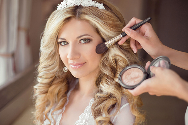Wedding Makeup from Eye Candy Makeup By Nona